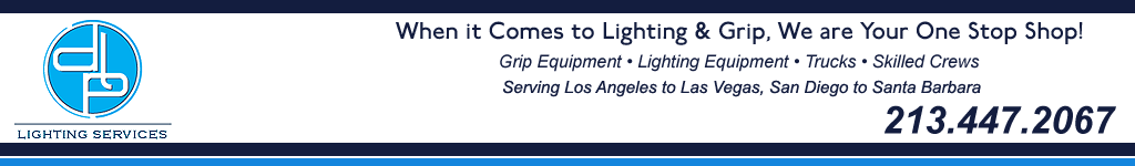 DLP Grip and Lighting Services